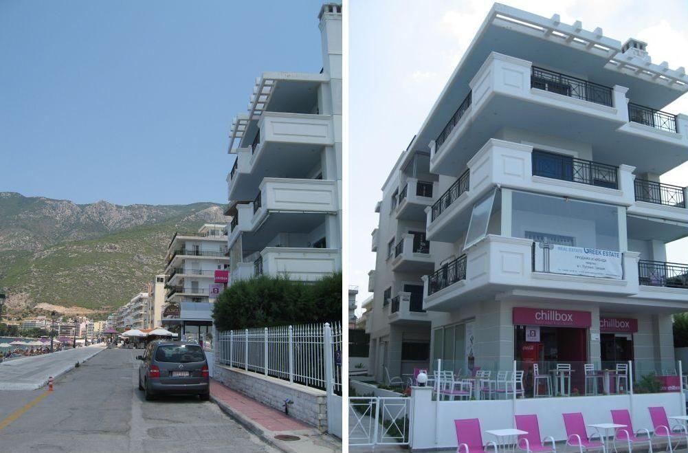 Вилла на берегу моря в греции купить
