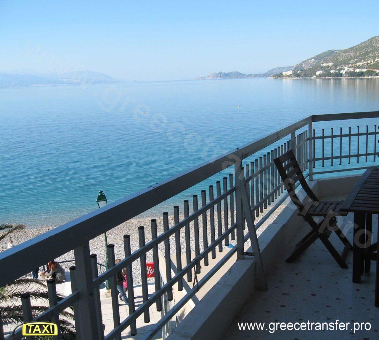 Элитная недвижимость в греции на море