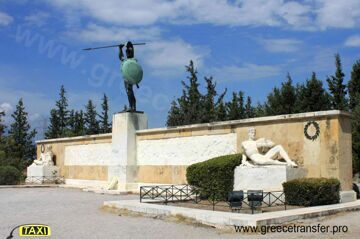 Thermopylae-01a-private-tour-trip-Leonid-monument-greecetransfer.pro